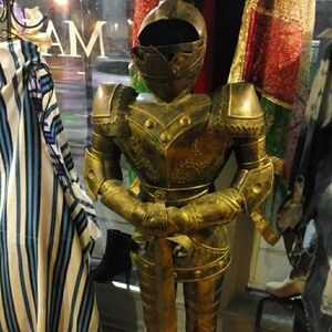 Vintage Knight of Armour
